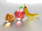 3D Glass Imaginations Wallpapers 02c612107965947