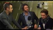 Take That à la radio DJ Italie 23/11-2010 004824110833132