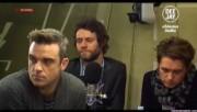 Take That à la radio DJ Italie 23/11-2010 B38012110833803