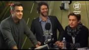Take That à la radio DJ Italie 23/11-2010 C640b3110833697