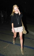 Kate Bosworth- Leaving The Kings Of Leon Concert July 12th 2010