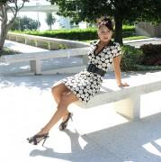 Maxine/Karlee Perez: Various Modeling Photos (x9 Pics)